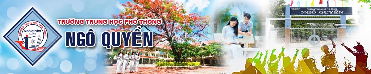 Trường THPT Ngô Quyền – TP Đà Nẵng